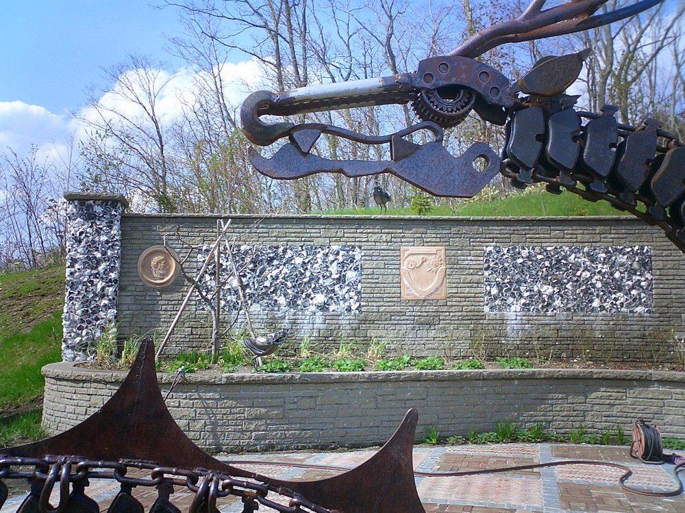 dragon railings